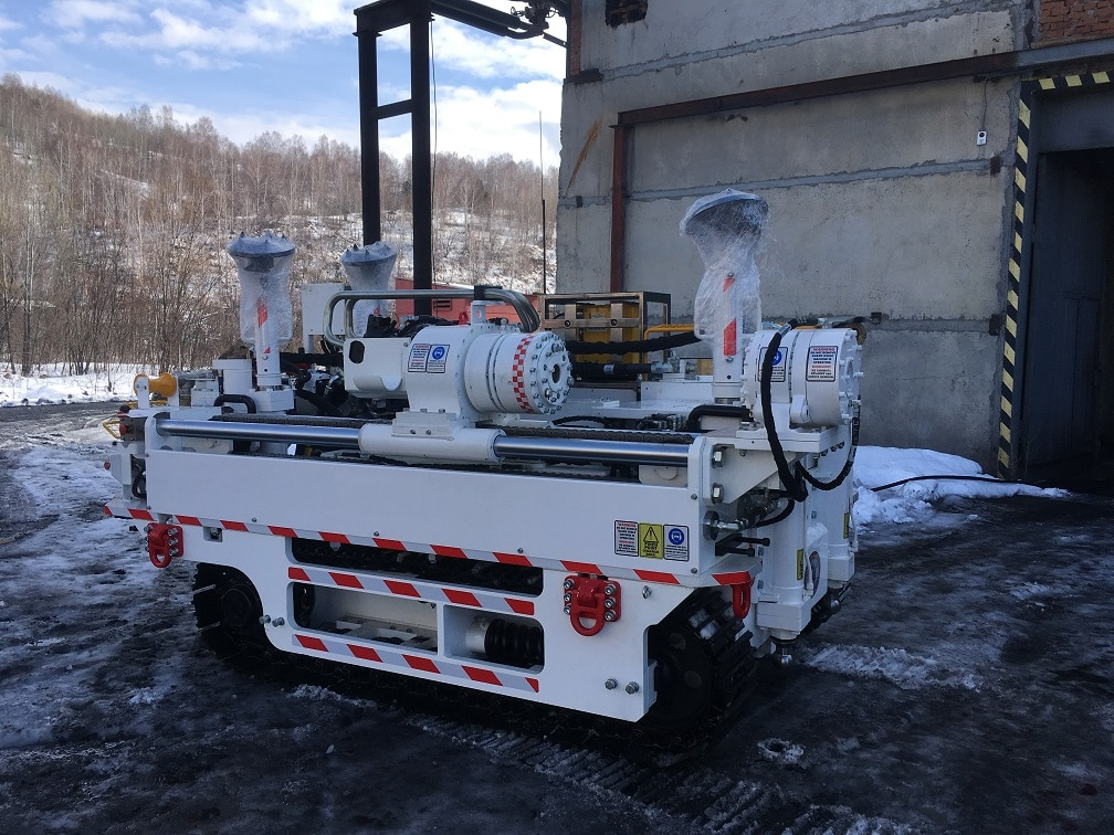 VLD-1000 directional drilling system