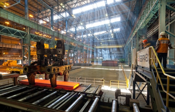 Steel steelmaking