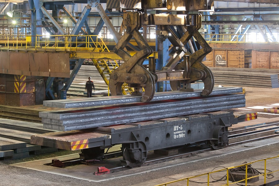 Steel north raw materials